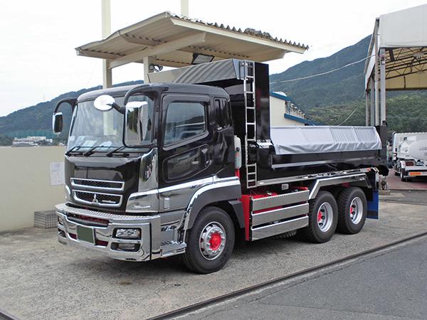 大型バン車